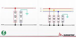 Phase Surge Protector Wiring Diagram