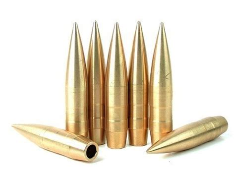 50 Bmg Projectiles by Lapua Bullets 50 Bmg Bullex N 800gr Solid 20 Bx
