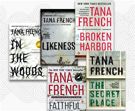 Tana French's The Secret Place