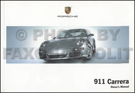 car repair manuals online pdf 2006 porsche 911 navigation system 2006 porsche 911 carrera owner s manual original