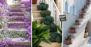 Dcorer Les Escaliers Avec Des Fleurs Voici 20 Ides