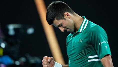 This match should provide a pretty clear indication of where djokovic is at physically. Australian Open 2021: Novak Djokovic outlasts Alexander ...