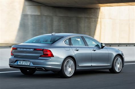 Volvo S90 Picture by New Volvo S90 Saloon 2016 Review Pictures Auto Express