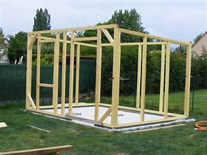faire une cabane de jardin With faire une cabane de jardin