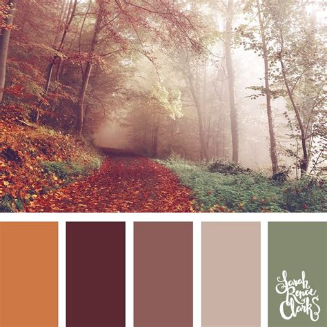 25 color palettes inspired by landscapes inspiring color schemes by clark