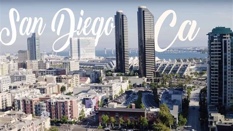 America Finest City San Diego Youtube