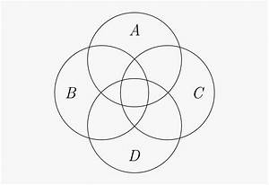 34 4 Circle Venn Diagram Template