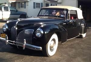1941 Lincoln Zephyr Convertible For Sale  Photos