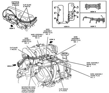 Ford 3 0 Liter Engine Diagram by Solved Need The Diagram For A 1996 Ford Explorer Firing