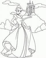 Cinderella Coloring 101coloring Printable Princess Colouring Disney Story Sheets Adults sketch template