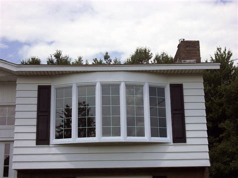 Clearview Vinyl Windows Bow Window Installation In Rome
