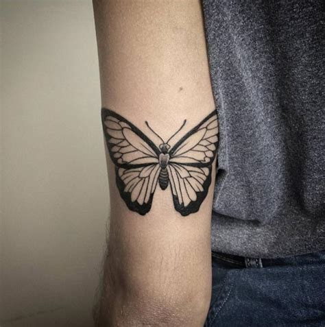 beautiful black  grey butterfly tattoos tattooblend