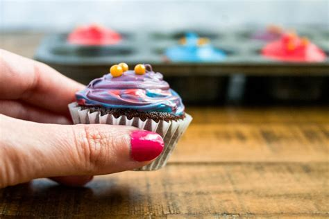 cupcakes wacky cake miniature absolutely instead recipe