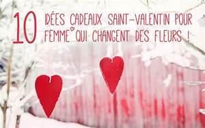 Idée De Cadeau St Valentin Pour Homme : 10 id es de cadeau saint valentin femme sans fleurs ~ Teatrodelosmanantiales.com Idées de Décoration