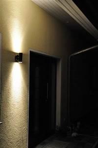 Fassadenbeleuchtung Außen Led : inspiration f r beleuchtung lampen licht beim hausbau hausbau blog ~ Markanthonyermac.com Haus und Dekorationen