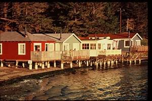 Nick's Cove Restaurant, Oyster Bar and Cottages - Point ...