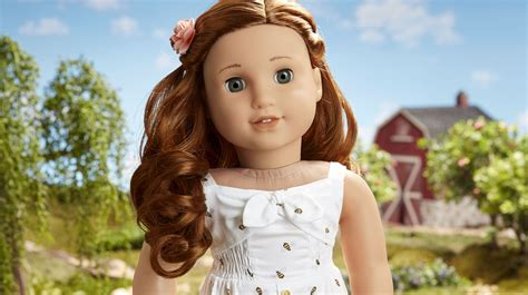 Meet American Girl's 2019 Doll Of The Year, Blaire Wilson