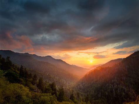 stunning photographs  sunsets  tennessee