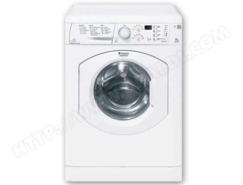 hotpoint ariston argf125 pas cher lave linge frontal