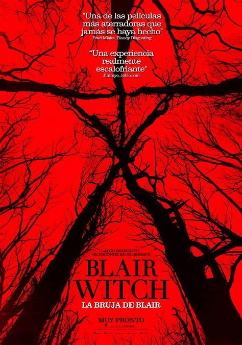 poster latino de blair witch la bruja de blair jposters