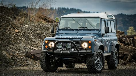 1990 Land Rover Defender 90 Hd Wallpaper