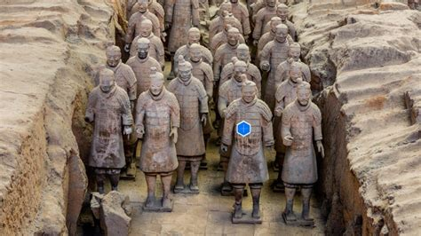 chinas famous terracotta army  home    degree virtual  south china morning post