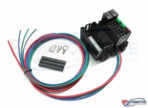 Standalone Dual Fan Relay Kit For Gm Lsx Swap Ls1 Ls2 Ls3