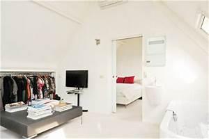 Begehbarer Kleiderschrank Dachgeschoss : begehbarer kleiderschrank suite im dachgeschoss wohnideen einrichten ~ Sanjose-hotels-ca.com Haus und Dekorationen