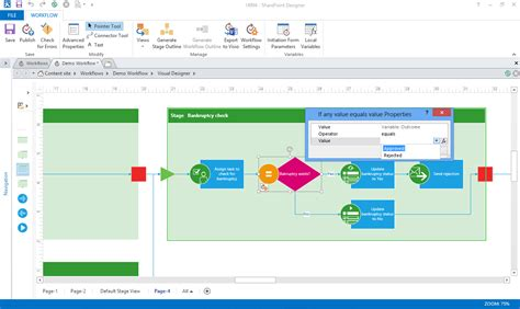 Sharepoint Workflow Templates by Sharepoint 2013 Workflows In Visio Office Blogs