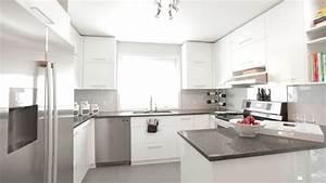 deco tendance episode 211 isabelle With wonderful decoration exterieur de jardin 6 cuisine quartz noir