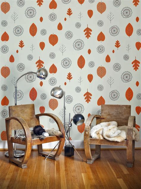 Decorating Ideas Wallpaper by Vintage Wallpaper Ideas Hgtv