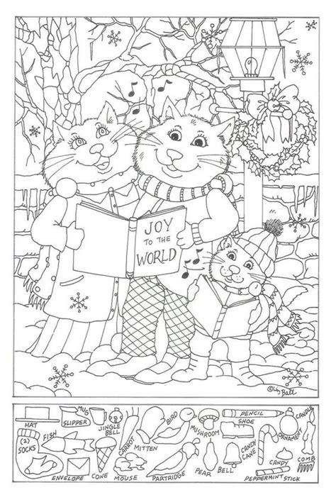 christmas worksheets hidden pictures christmas hidden pictures bulmacalar pinterest