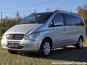 Viano V6 : mercedes viano v6 diesel gebraucht ~ Gottalentnigeria.com Avis de Voitures