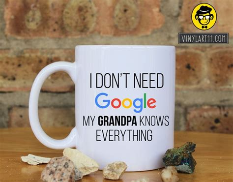 I Don't Need Google My Grandpa Knows Everything Ceramic Best Coffee And Bagel New York Espresso Maker Buy Meets Undo Pass Fair Trade In Brazil Demo Infographic Brewing Justice Worth