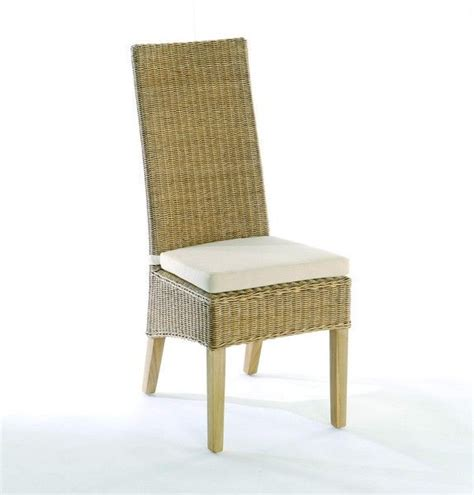 chaise rotin ikea chaise rotin clara naturel patiné