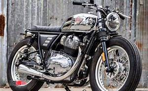 Setting Up Phone Royal Enfield 650 Interceptor Modded For Rs 1 74 L