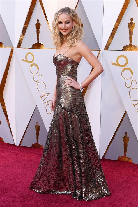 2018 Academy Awards Red Carpet Photos — Jennifer Lawrence