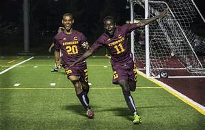 Men's Soccer: Stingers Score Four | Sports – The Link