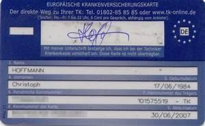 Europäische Krankenversicherungskarte Abrechnung : ehic ~ Themetempest.com Abrechnung