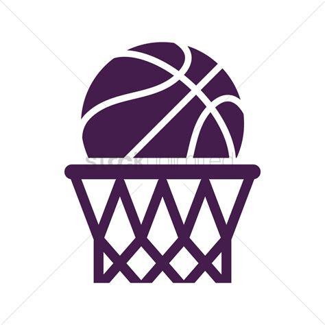 basketball net clipart basketball hoop vector image 1978487 stockunlimited