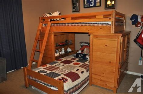 Creekside Pine Twin Twin Bunk Beds From Rooms To Go Kids