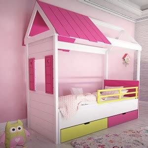 cabane chambre fille chambre à coucher fille bambinos