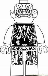 Ultron Coloring Lego Pages Coloringpages101 sketch template