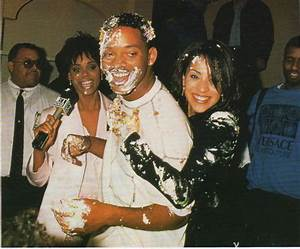 Fresh Prince of Bel Air wrap party 1996 Will Smith and ...