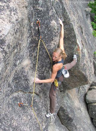 Vertical Girl Womenu2019s Rock Climbing Clothing u2013 The GearCaster