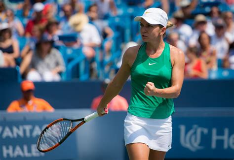 Kiki Bertens stuns world number one Simona Halep for Cincinnati title | Sports News, The Indian Express