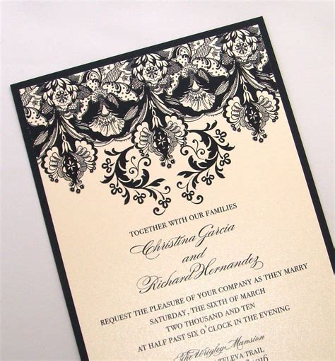 Elegant Wedding Invitations: Elegant wedding invitations ideas
