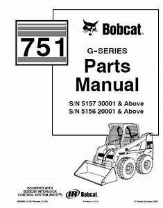 Bobcat 751 G