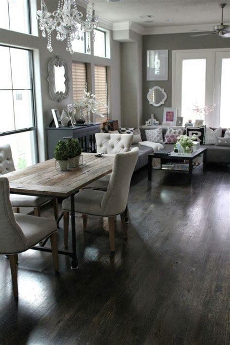 decoracion  de comedor  sala juntos en espacio pequeno