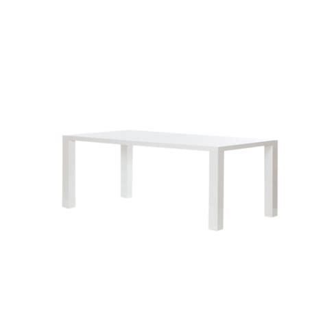 white rectangular dining table moderno white rectangular dining table the natural